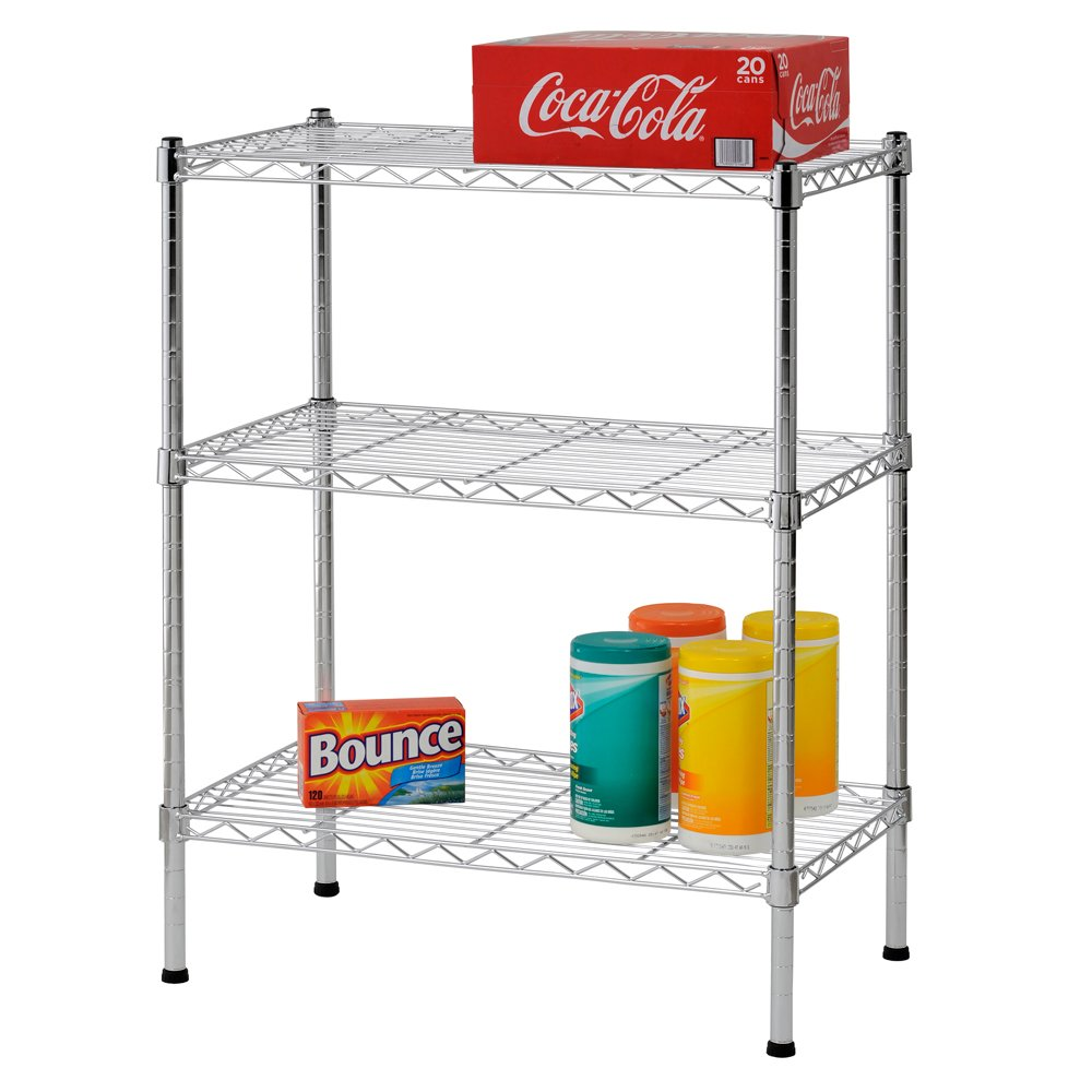 Amazon.com: Sandusky WS241430 Wire Shelving, 24