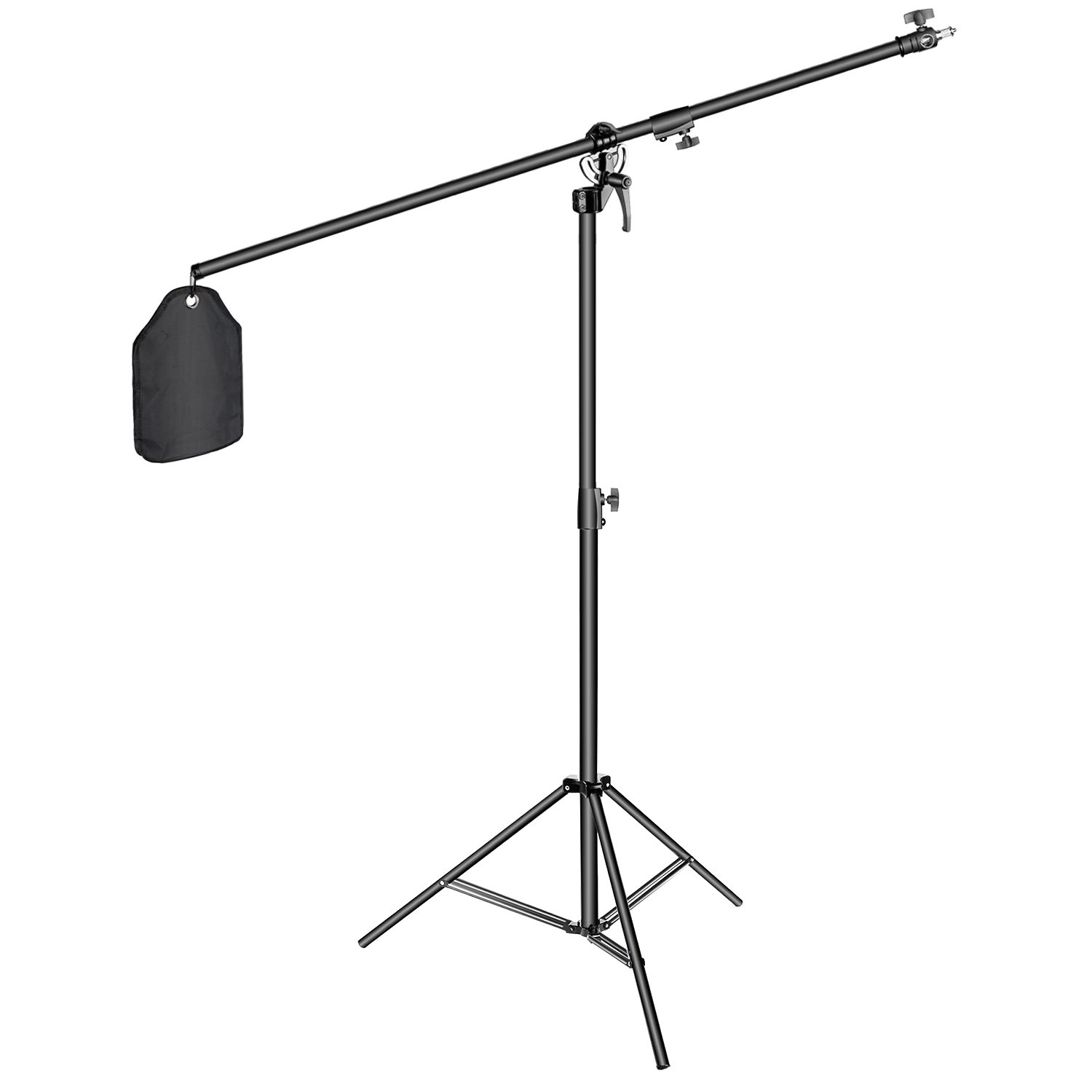 Neewer Photo Studio 2-in-1 Light Stand 48.4-151.5 inches...