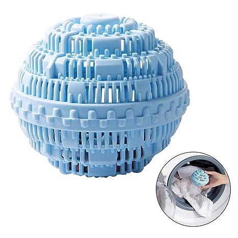 Cueyu - Bola de lavado, antipelos, reutilizable para lavadora ...