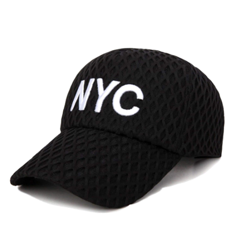 Eric Carl Baseball Cap Snapback Hat Fashion Cotton Hats Mens Letter NYC Women Casual Baseball Caps Casquette New Caps