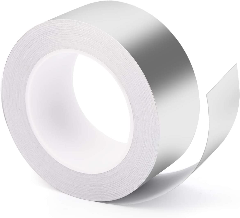 O/³ Ruban de cuivre 50 mm x 20 m //// Protection autocollante contre les limaces //// Blindage EMI //// Copper Tape contre les limaces