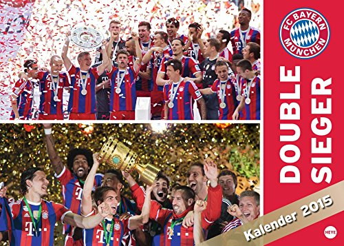FC Bayern München Doublekalender 2015