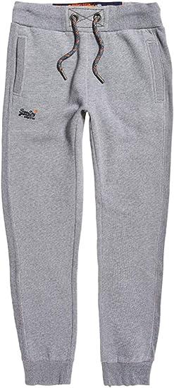 Superdry Pantaloni sportivi - dark grey dark grey