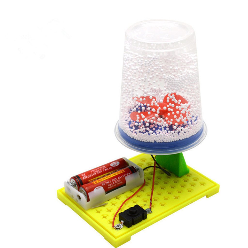 Kids Science Experiment Kits Toy Electrostatic Snow Model Party Bag Fillers