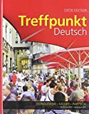 img - for Treffpunkt Deutsch: Grundstufe and Student Activities Manual book / textbook / text book