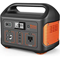 Jackery Portable Power Station Explorer 500 Solar-Ready Generator with 110V/500W AC Outlet