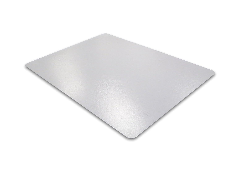 Cleartex Ultimat Tapis protège-sol Polycarbonate 120 cm x 200 cm-rectangulaire pour chaise de bureau et tapis de