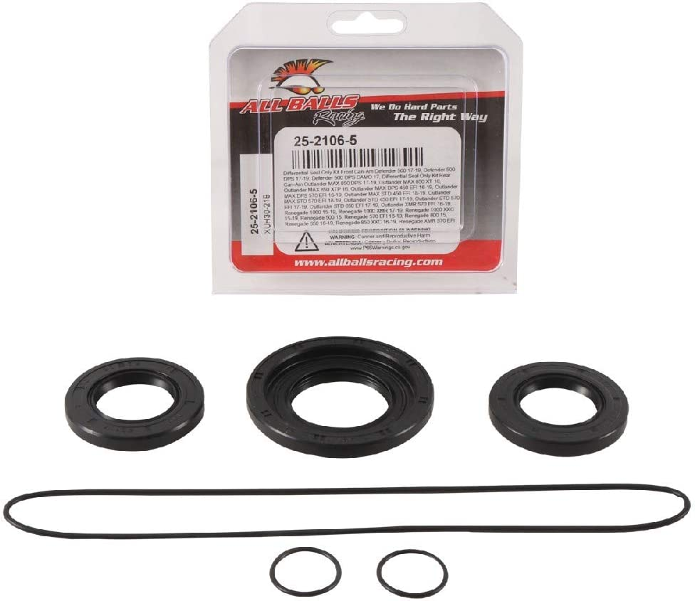 All Balls Racing 25-2065-5 Differential Seal Kit