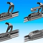 Bosch 3397007295 Aerotwin A295S - Limpiaparabrisas (600/400 mm)