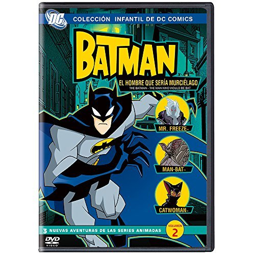 BATMAN EL HOMBRE QUE SERIA MURCIELAGO VOL.2 (BATMAN:MAN WHO WOULD BE BAT (S1,V2)