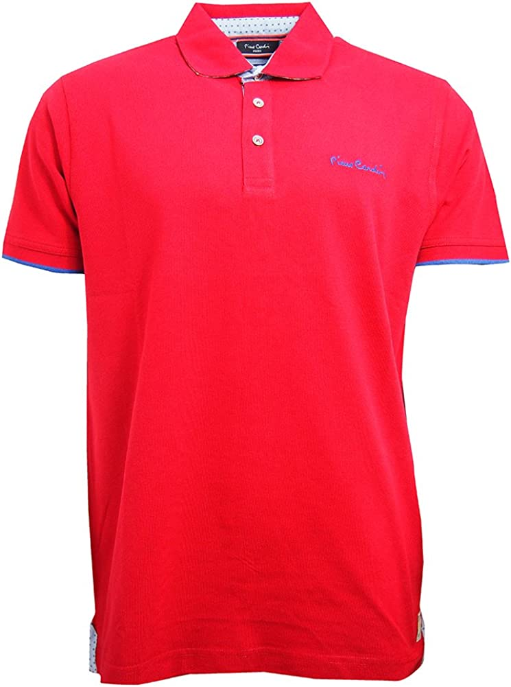 Pierre Cardin Camiseta Polo Piqué 100% Algodón Para Hombre ...