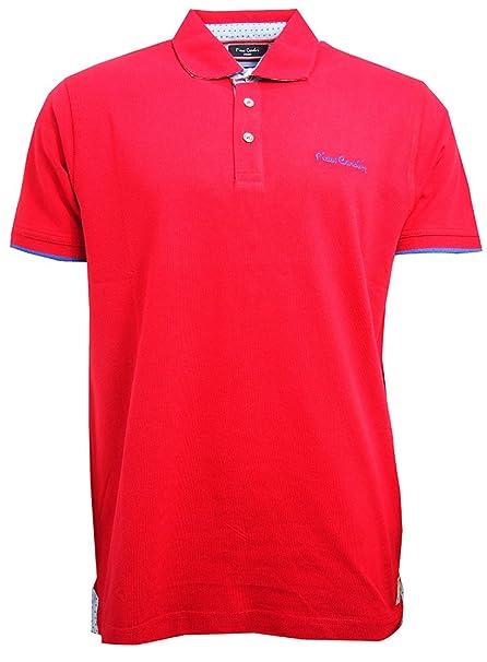 Pierre Cardin Camiseta Polo Piqué 100% Algodón Para Hombre con ...