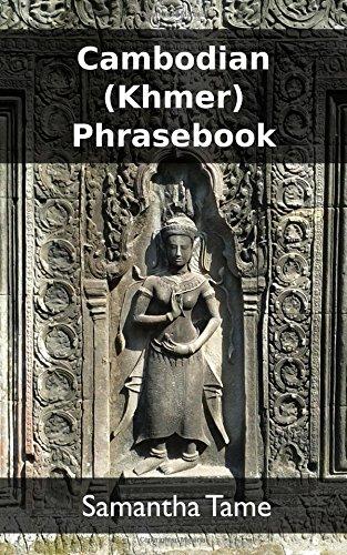 Cambodian (Khmer) Phrasebook...