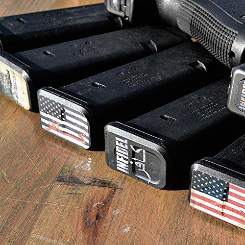 GunSkins Pistol Mag Skin Camouflage Kit DIY Vinyl Magazine Decal - 6 Pack from GunSkins