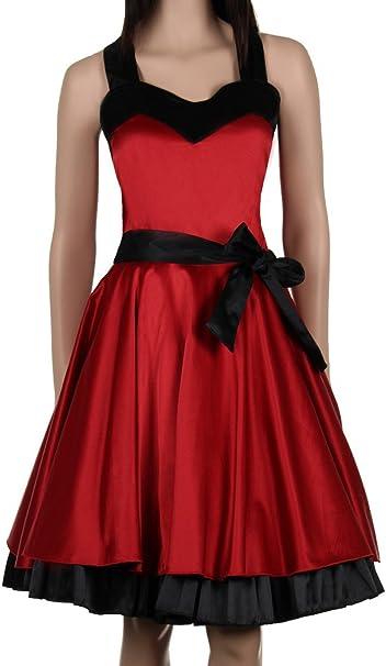 Neu Kleid Damen Langarm Modern Party Dress Sommer Cocktail XS S M L 36 38 40