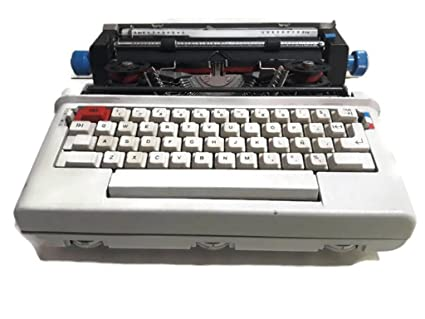 Maquina de escribir ELECTRICA Rf.6