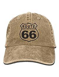 Route 66 Adult Fashion COWBOY HAT