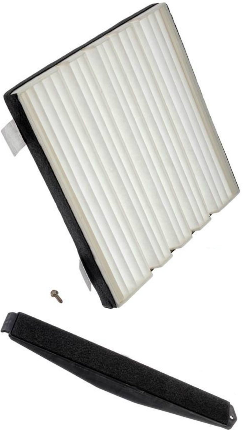 Apdty 112724 Cabin Air Filter Add On Retro Kit Standard Gmc Envoy Parts Diagram Engine Car And Component Cover Screws Instructions Fits 2007 2013 Escalade Avalanche Silverado