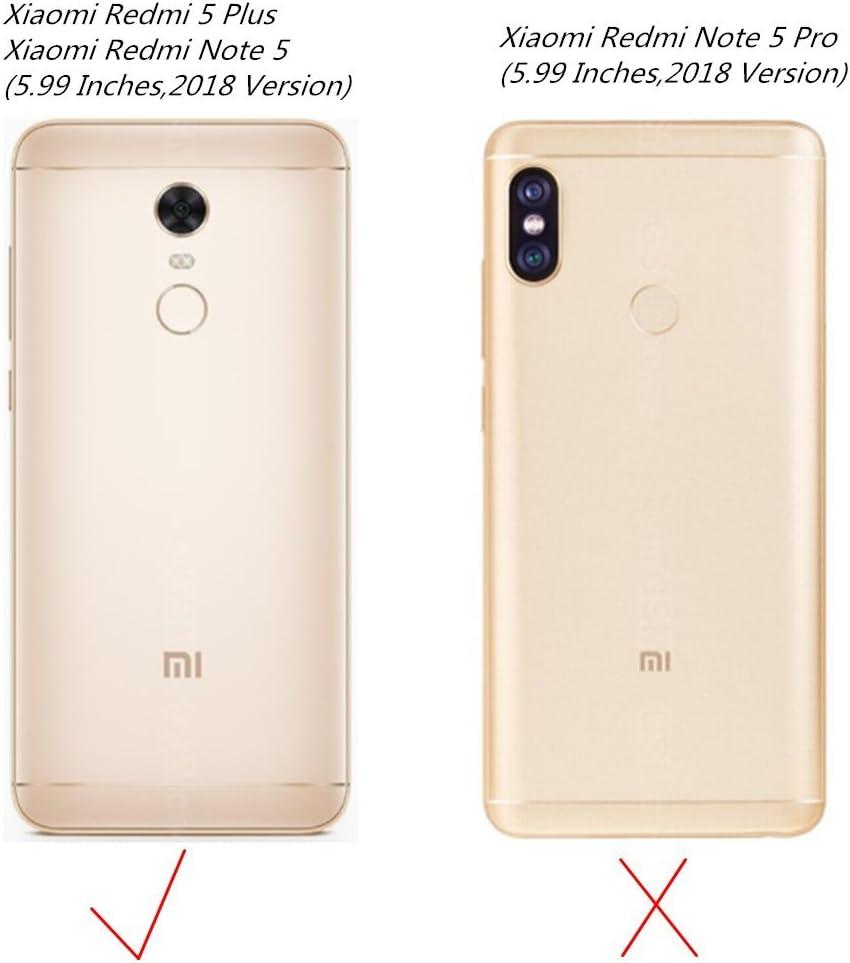 XMTN Xiaomi Redmi Note 5,Xiaomi Redmi 5 Plus 5.99