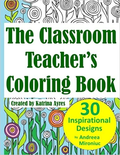 Book The Classroom Teacher's Coloring Book