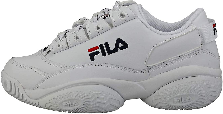 Fila Provenance Mujer Blanco Zapatillas: Amazon.es: Zapatos y complementos