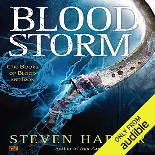 Blood Storm: The Books of Blood and Iron, Book 2