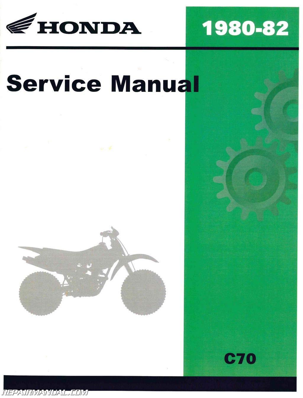 1980 honda c70 wiring 6117401 1980 1982 honda c70 scooter workshop service repair manual  6117401 1980 1982 honda c70 scooter