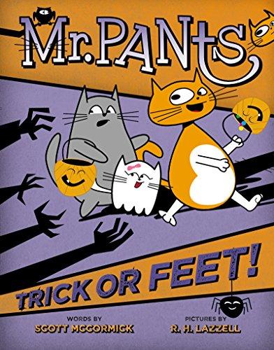 Mr. Pants: Trick or Feet! -