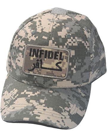 Pavementof Militar Táctico De Caza Cap la Bandera Americana Mil-Tec – Gorra de béisbol