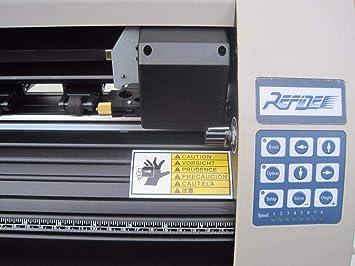 Detalles a profesional Plóter V Refine EH 720 USB, artcut 2009 de nuevo Ahora Incluye Usb Win 10: Amazon.es: Informática