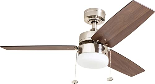 Prominence Home 51014 Reston Contemporary Ceiling Fan