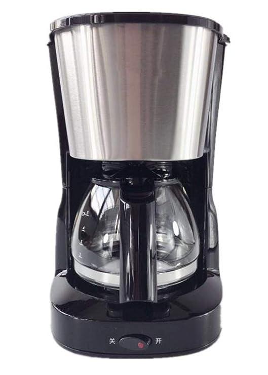 Cafetera de goteo Filtro automático de alta densidad Olla de ...