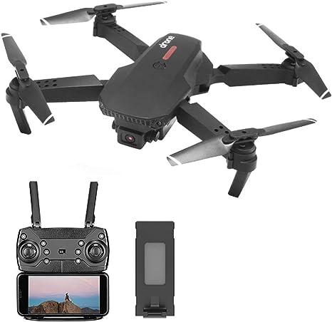 Opinión sobre YAHCQ RC Drone con Cámara 4K, Gran Angular De 120 Grados, Drone para Principiantes, Fotografía De Gestos con Las Manos, Vuelo De Ruta, Flips 3D, Modo MV, Apto para Niños