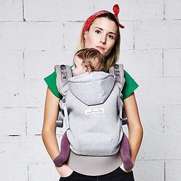 JE PORTE MON BEBE-Porte bebe hoodie carrier: