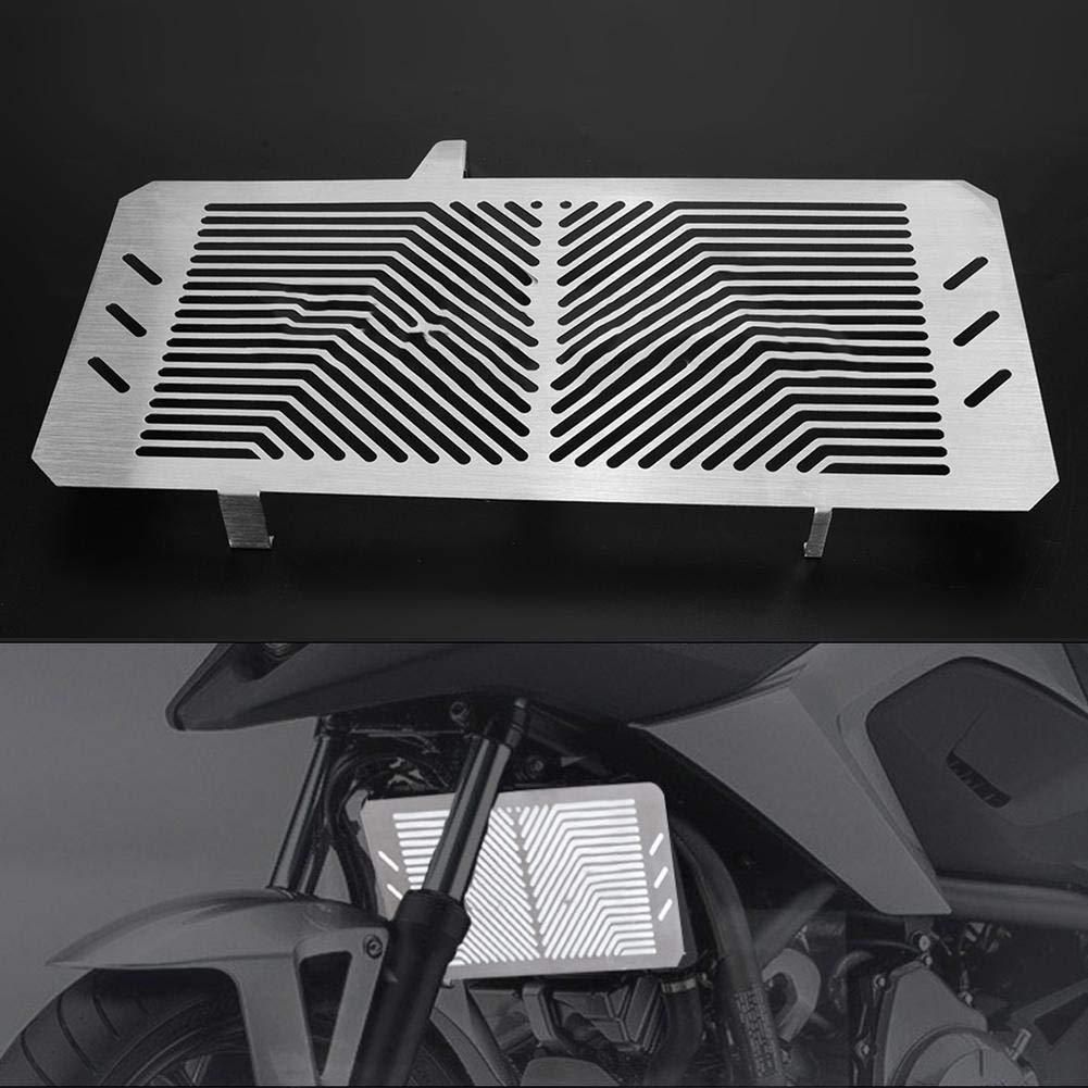 Akozon Cubierta de radiador protector de motocicleta Cubierta de protecci/ón de disipaci/ón de calor Protector de radiador Rejilla protectora Cubierta de la parrilla para NC750S NC750S 12