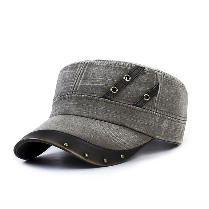 El hombre de sombrero y versión coreana de la PAC en el otoño Gorra ... f087c302a78