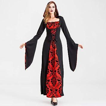 Waniba Mujeres Disfraces de Diablo de Halloween para Mujer ...