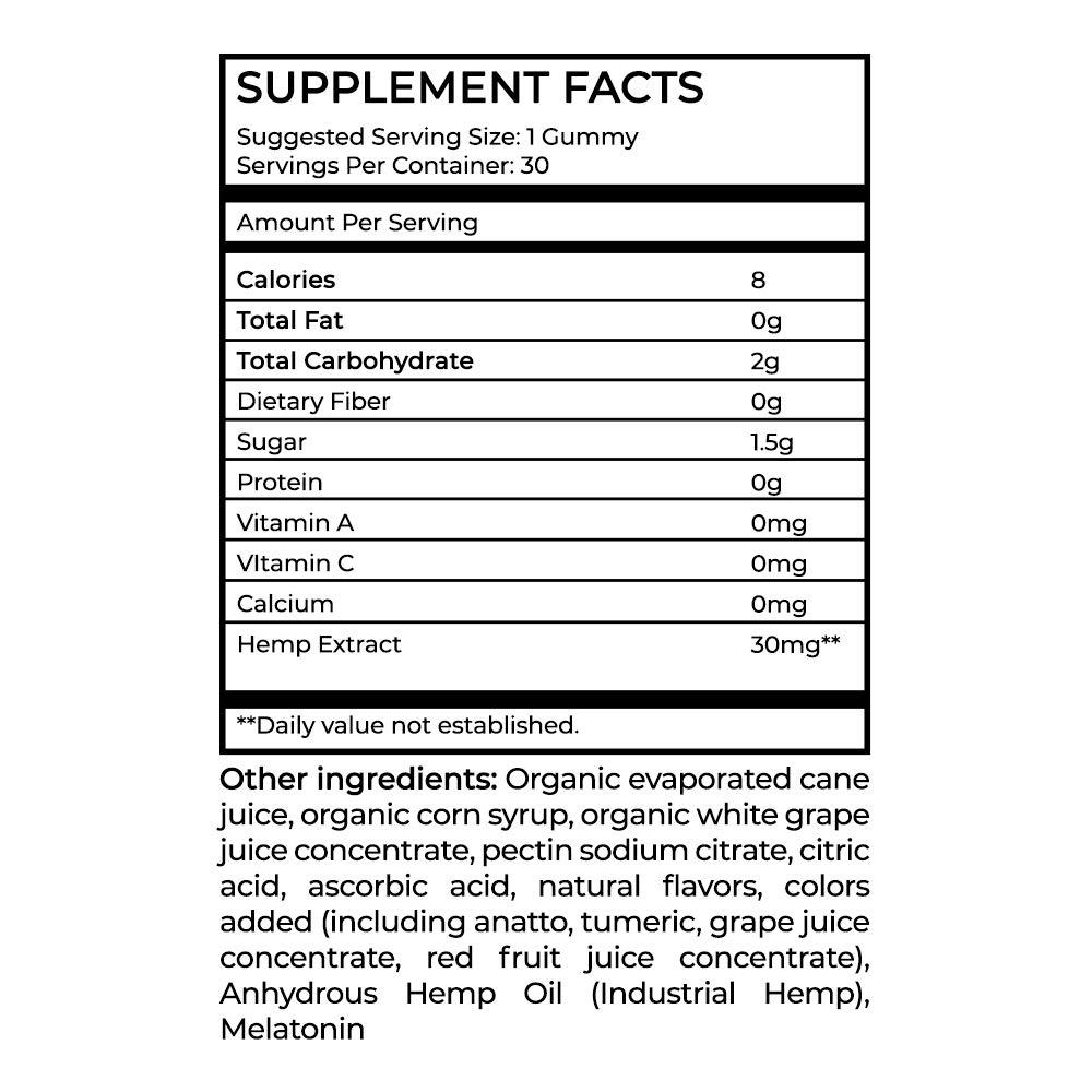 Amazon.com: Urbul Premium 900 mg Melatonina Infused Vegan ...