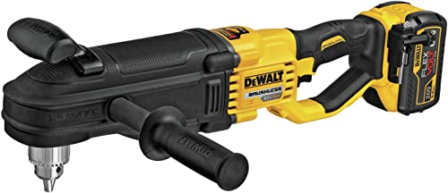 DEWALT DCD470X1 60V MAX In-Line Stud Joist Drill with E-Clutch System Kit
