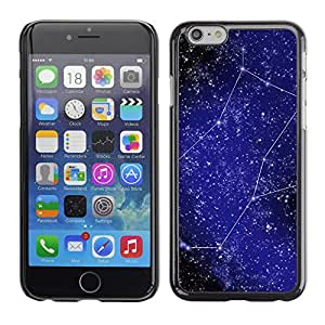 Planetar® ( Creativity Of The Stars ) Apple (5.5 inches!!!) iPhone 6+ Plus / 6S+ Plus Fundas Cover Cubre Hard Case Cover
