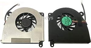 Todiys CPU Cooling Fan for Acer Aspire 3100 3110 3600 5100 5110 5200 Series 3100WLMi 3101WLMi 3603WXCi 5100WLMi 5101WLCi 5104AWLMi 5105WLMi 5112NWLMi 5112WXMi 5512WLMi 5513WLMi AB7505HX-EB3
