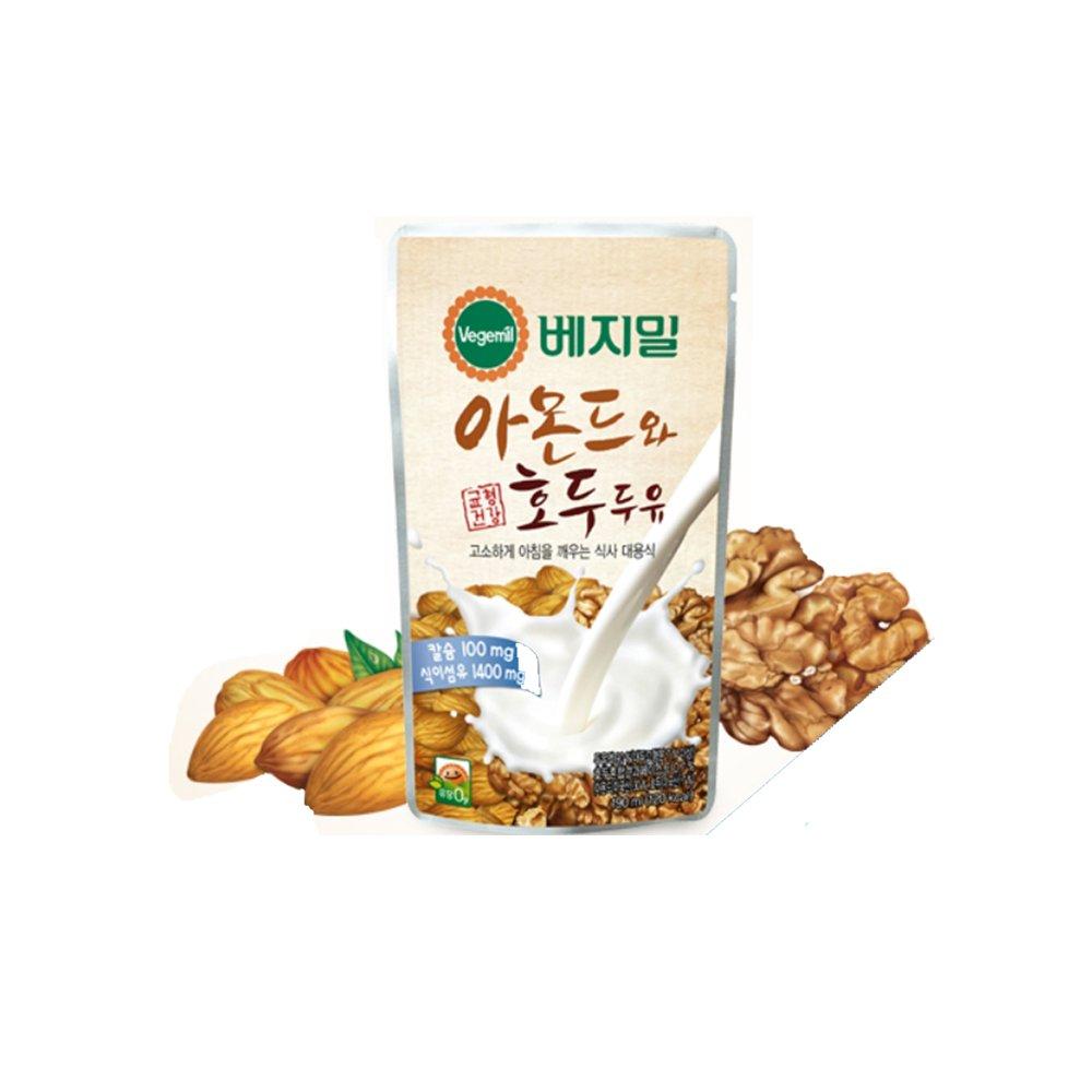Vegemil leche de soya de almendra y nuez - entrega (dentro de 7 ...