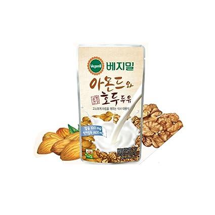 Vegemil leche de soya de almendra y nuez - entrega (dentro de 7 días)