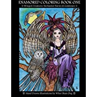 Winged Creatures, Enchanted Fairies and Goddesses