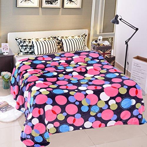 JML Plush Blankets, Blankets Queen Size 79