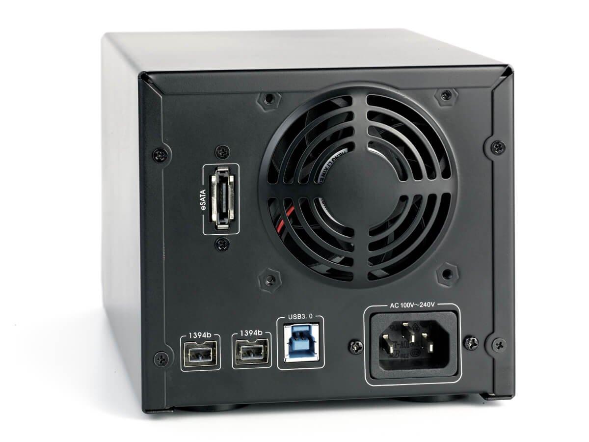 Amazon.com: Mobius™ 2-Bay FireWire 800, eSATA, USB 3.0 RAID Hard Drive  Enclosure: Computers & Accessories