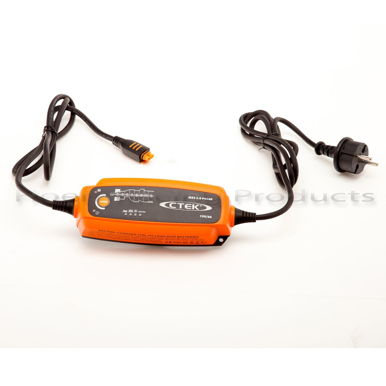 CTEK MXS 5.0 Polar Cargador de batería