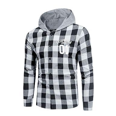 Yvelands Camisas de Pliad Camisa de Moda Moda Masculina Camisa ...