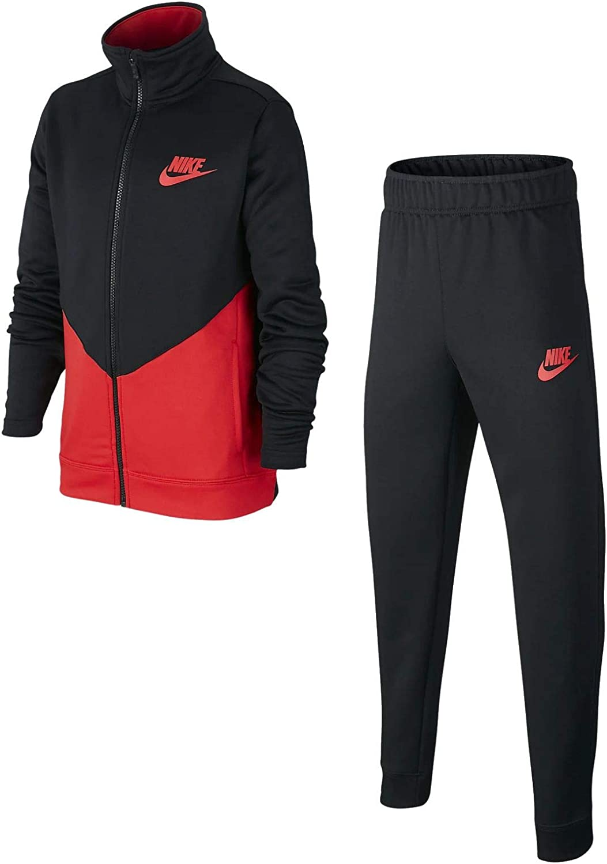 Nike NSW Core Futura Ste Ply Survetements T-Shirt Bambino