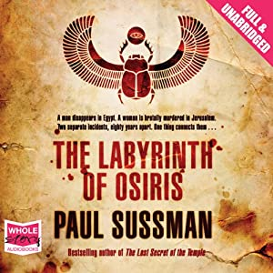 The Labyrinth of Osiris Audiobook